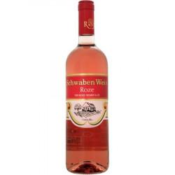 Vin rose Demidulce 0.75L Schwaben Wein Recas
