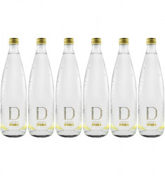 Apa de aur 6x750 ml Gold Water D'ORA