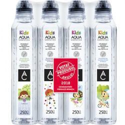 Apa plata 0.25L, 12 buc, Aqua Carpatica Kids