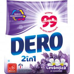 Detergent manual levantica 400g Dero
