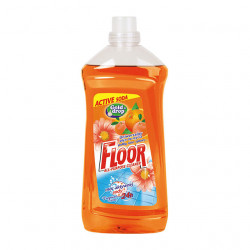 Detergent pardoseli Gold Drop, Orange, 1.5L Floor