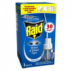 Rezerva aparat electric impotriva tantarilor, 21 ml, Raid Liquid