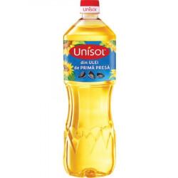 Ulei de floarea soarelui 1l Unisol