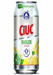 Bere 0% alcool Ciuc Radler doza 0,33L