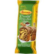 Cozonac cu crema de nuca si cacao 400g Boromir