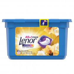 Detergent capsule Lenor All in 1 Pods color, 11 spalari