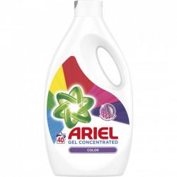 Detergent lichid color 2.2L 40 spalari Ariel