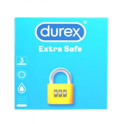 Prezervative 3 bucati Durex Extra Safe