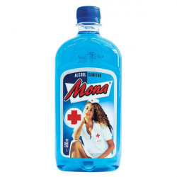 Alcool sanitar - spirt - Mona 500ml
