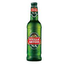 Bere fara alcool, sticla 0.33L Stella Artois