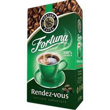 Cafea macinata Fortuna Rendez-vous 250g