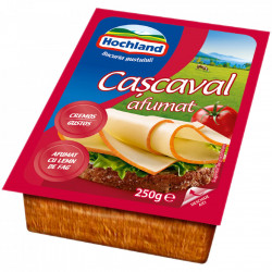 Cascaval Afumat 250g Hochland