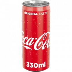 Coca cola doza 0.33