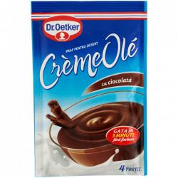 Creme Ole ciocolata 84g Dr. Oetker