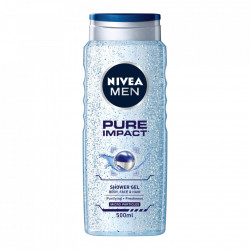 Gel de dus Pure Impact, 500 ml Nivea Men