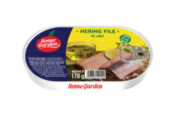 Hering in ulei Home Garden 170g