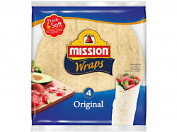 Lipie original 245g Mission Wraps