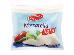 Mozzarella Light 125g Lovilio