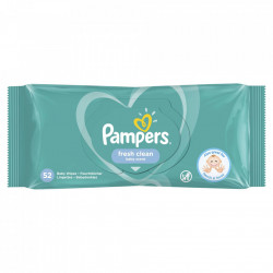 Servetele Fresh Clean 52buc Pampers