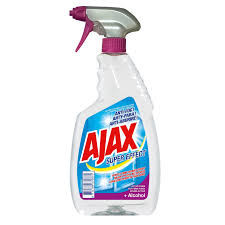 Solutie geam 500ml Ajax Super Effe