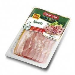 Bacon 100g Cris-Tim