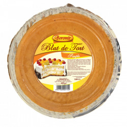 Blat de tort simplu 400g Boromir