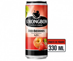 Cidru doza 0.33L Strongbow Red Berries