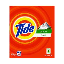 Detergent automat Tide Alpine Fresh, 400g, 4 spalari