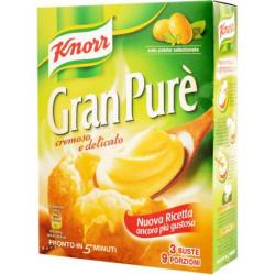 Piure de cartofi 225g Knorr