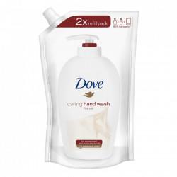 Rezerva sapun lichid 500ml Fine Silk Dove