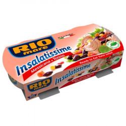 Salata cu Ton Insalatissime Mexicana 2x160g, 320g Rio Mare