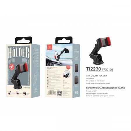 Suport mobil negru / roșu, PMTF301363