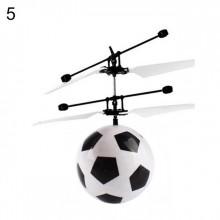 Aeronava - Minge Zburatoare - Magic Ball, Terra Connect, Fotbal, Led Multicolor, cu Acumulator