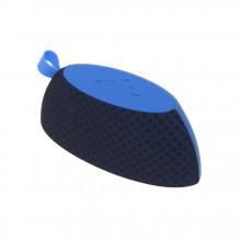 Boxa Portabila cu Radio FM, Bluetooth, MP3/Card TF, Aux, USB - Culoare Albastru