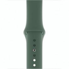 Curea de silicon pentru Apple Watch, Verde, 42/44mm/L, PM-0058-V1