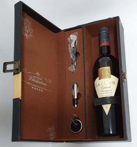 """""""La Cetate"""" Wine Box"""