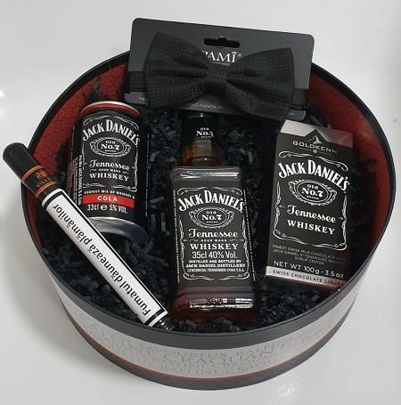 Middle Jack Daniel's Box