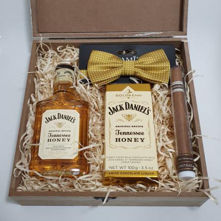 Mini Jack Honey Box