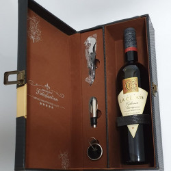 """La Cetate"" Wine Box"