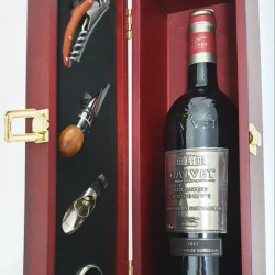Bordeaux Wine Box