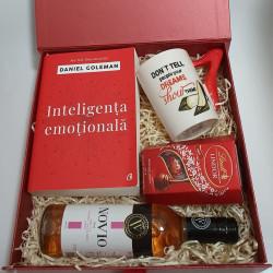 Red Box - Inteligenta emotionala