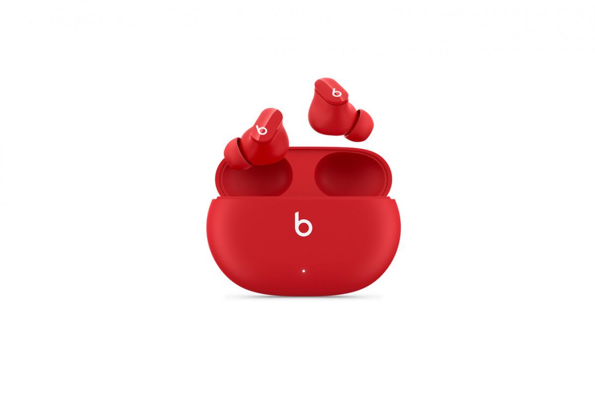 Новите слушалки на Beats - Beats Studio Buds