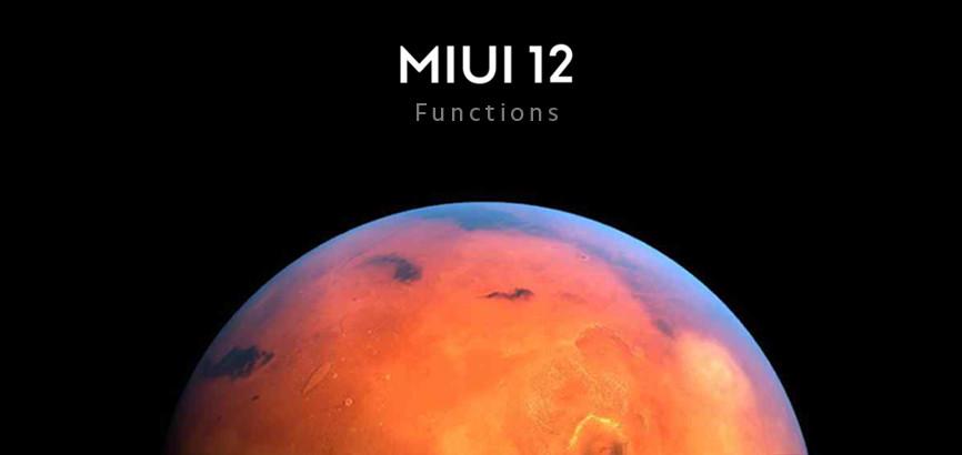 Новите функции и възможности на MIUI 12