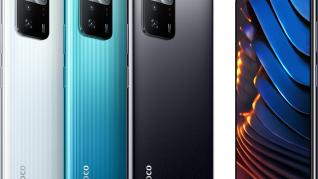 Xiaomi представи POCO X3 GT с MediaTek Dimensity 1100, 67W бързо зареждане и 120Hz честота на екрана