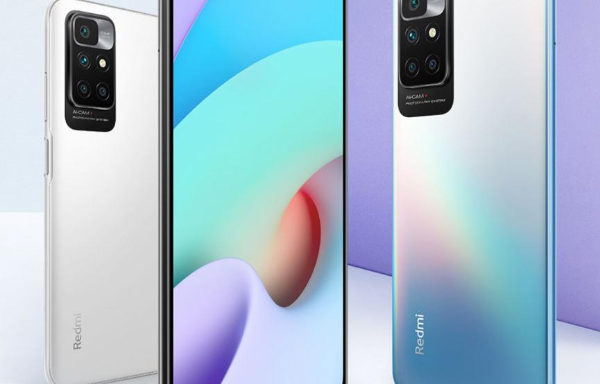 Xiaomi Redmi 10 - 50MP камера и 90Hz дисплей на цена под 500 лв.
