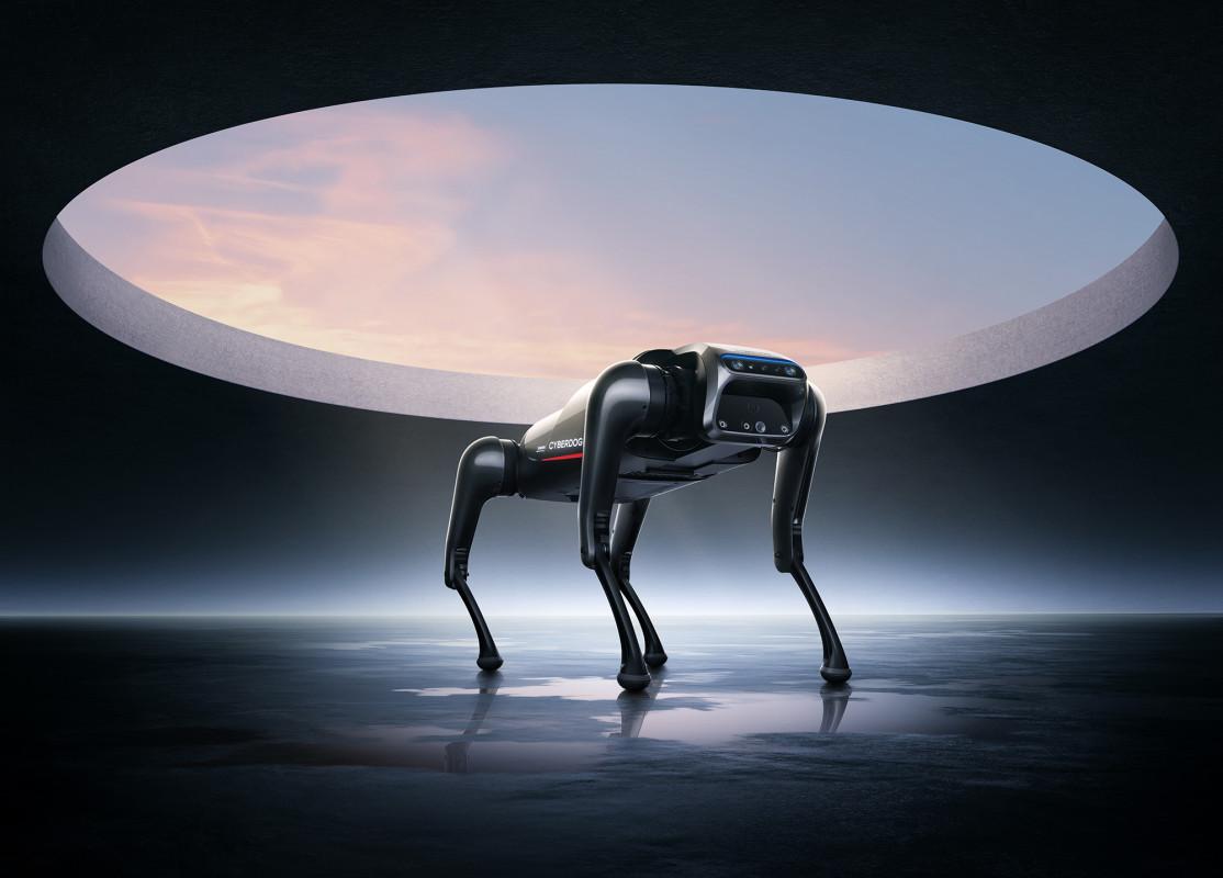 Xiaomi CyberDog - Куче робот с open source за любителите на роботиката
