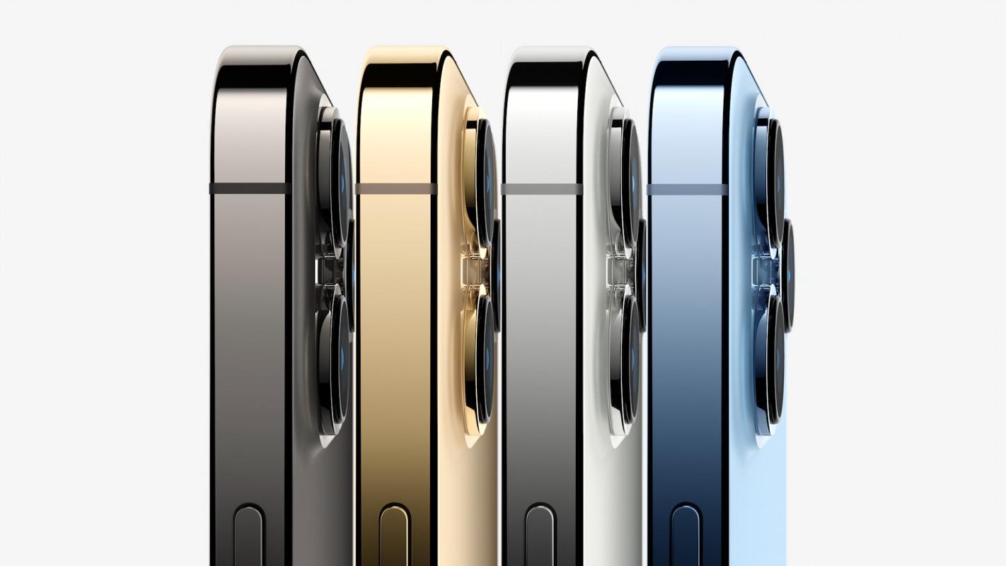 Всичко за Apple iPhone 13 Pro и iPhone 13 Pro Max
