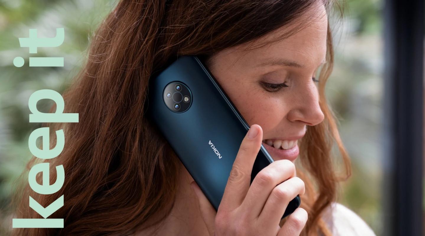 5 причини да избереш Nokia G50