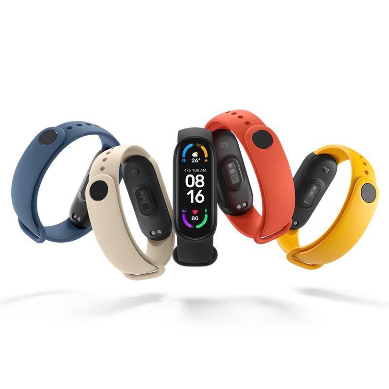 Коя е най-добрата фитнес гривна на Xiaomi?