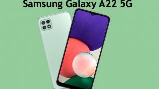 Samsung Galaxy A22 5G - Висока производителност, 5G и ниска цена